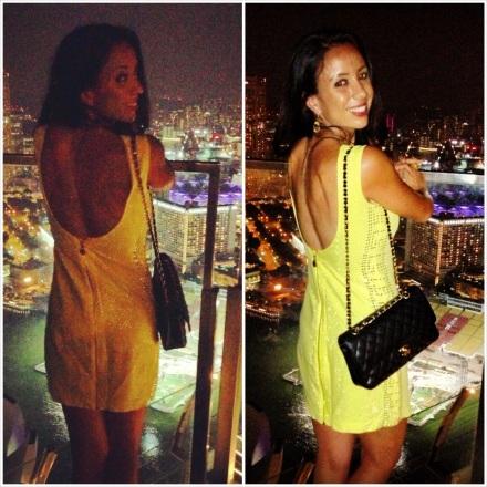 Yellow Versace1