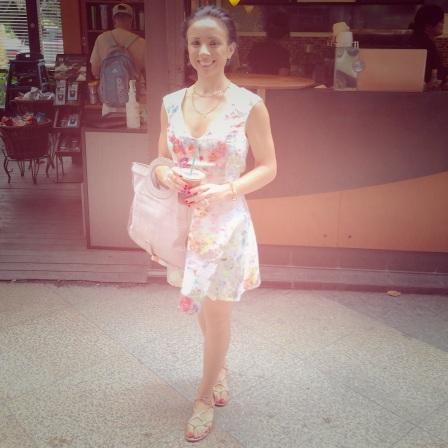 Zara Floral Dress2